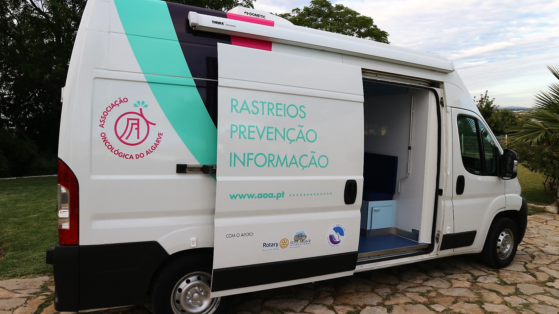 The new Mobile Health Unit