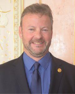 Rotarian Robin W