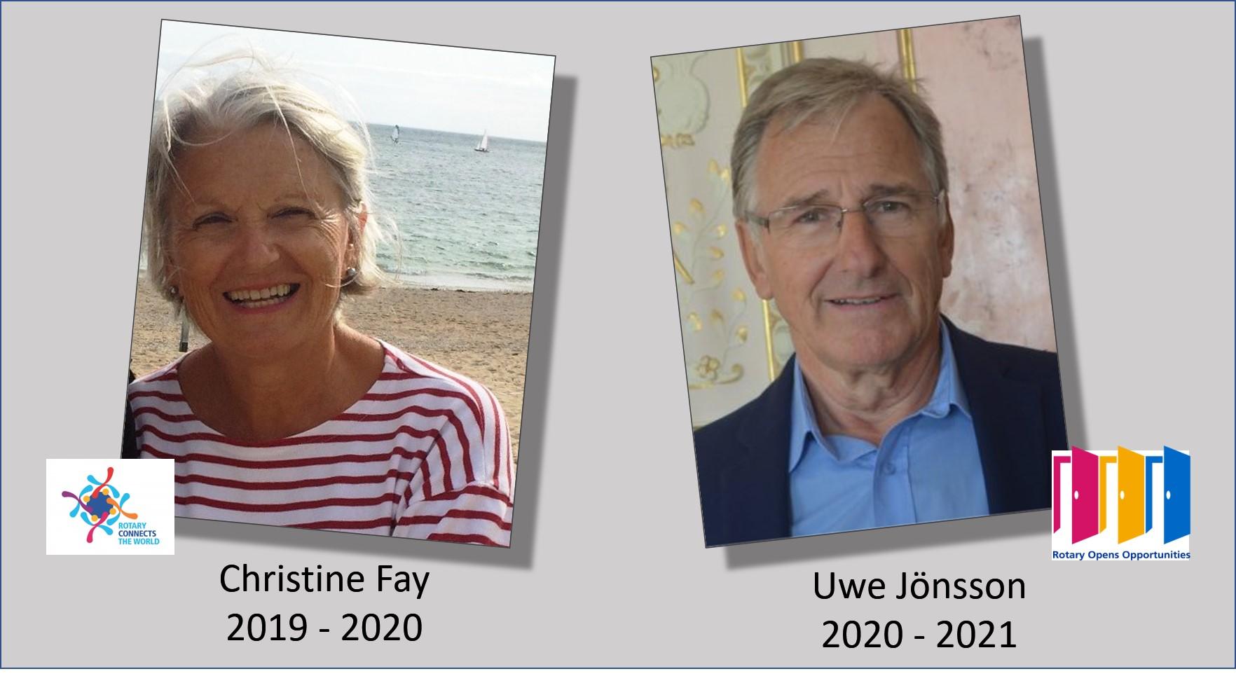 Christine Fay & Uwe Jonsson